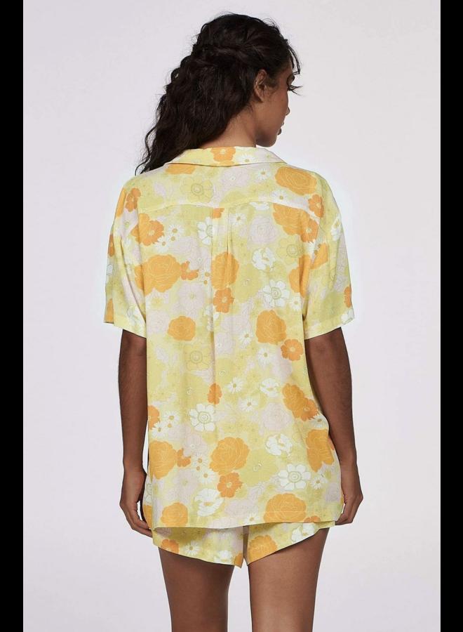 Indie Shirt Mod Floral