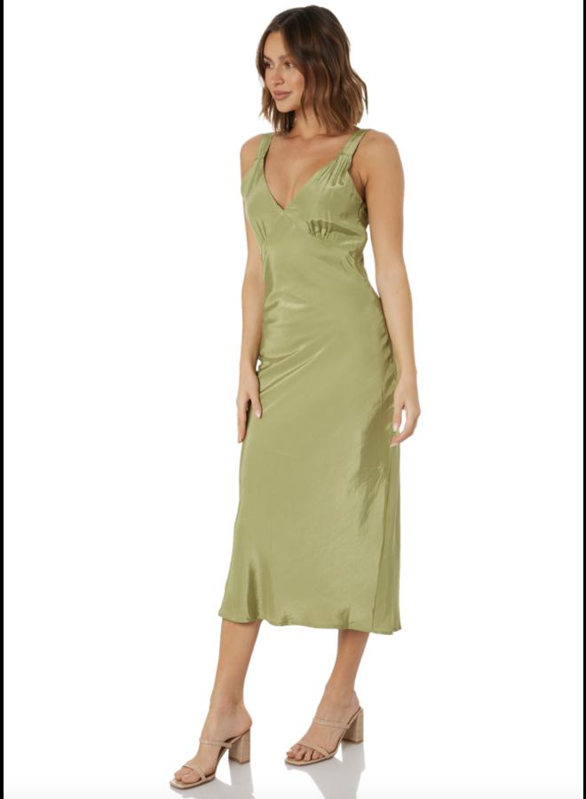 Tay Dress Sage