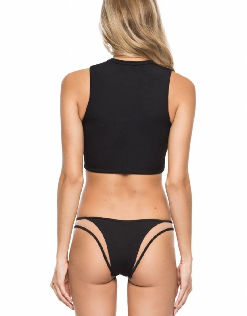Tori Praver Manon Rib Bottom