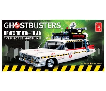 Plastic Kits AMT (n) 1/25 Ghostbusters Ecto - 1A