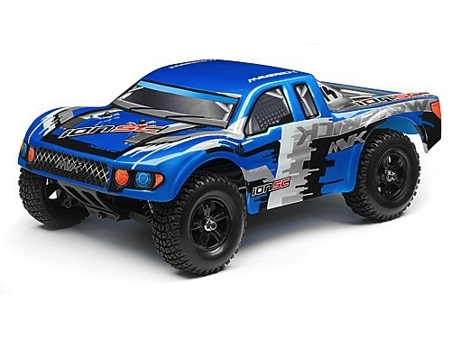 Cars Elect RTR MAVERICK Ion SC 1/18 RTR Electric Short Course Waterproof