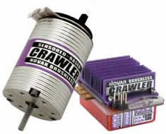 Elect Speed Cont Novak Goat Crawler Brushless ESC (Motor not included)
