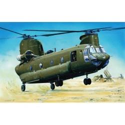 Plastic Kits TRUMPETER (new) 1/72 CH-47D Chinook Heli - Plastic Model Kit