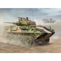 Plastic Kits TRUMPETER 1/35 Australian Aslav-25 Tank (Reconnaissance) *Aus Decals*