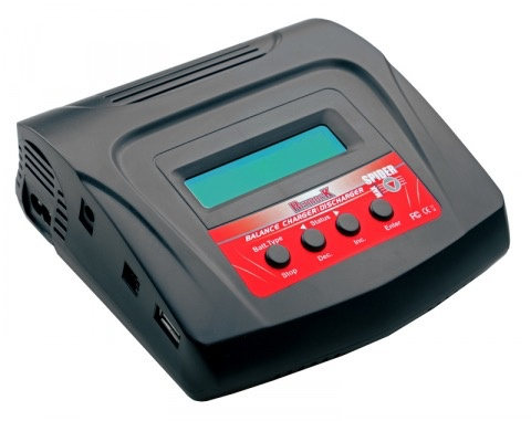 Charger Redback Spider Max 10 Charger W/Built in Power Supply AC/DC