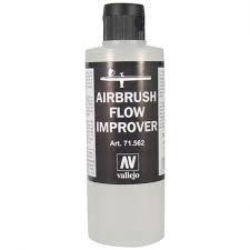 Plastic Kits VALLEJO Airbrush Flow Improver 200 ml
