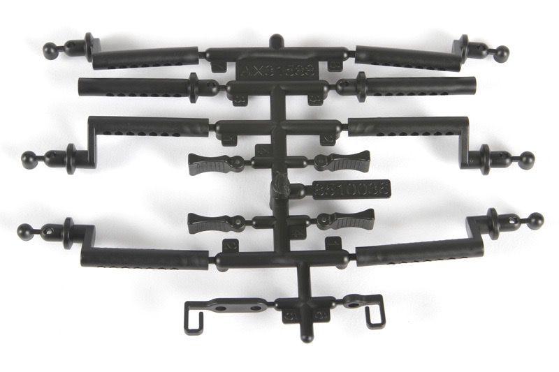 Parts Axial Body Mount Set suit SCX10 ll