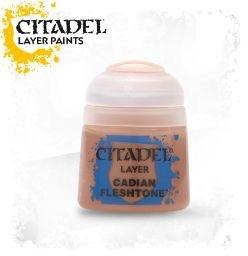 Toys GW Citadel Layer Paints: Cadian Fleshtone - 12ml.
