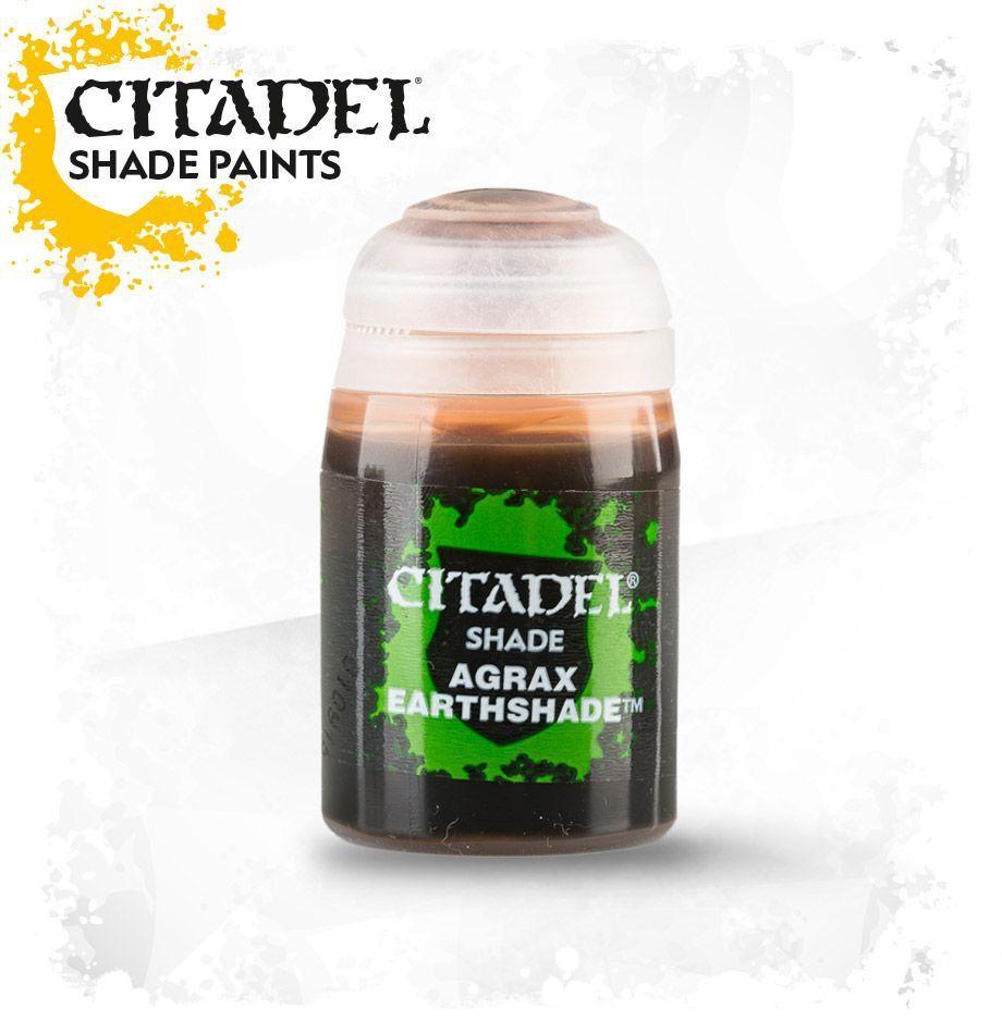 Toys GW Citadel Shade Paints: Agrax Earthshade - 24ml.