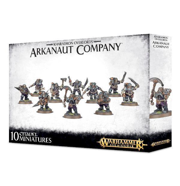 Toys GW Kharadron Overlords Arkanaut Company