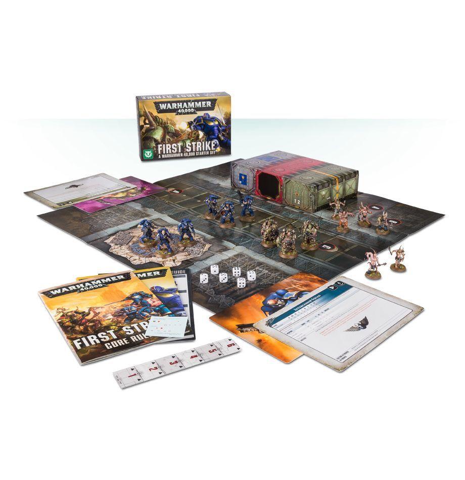 Toys GW Warhammer 40,000 Starter Set