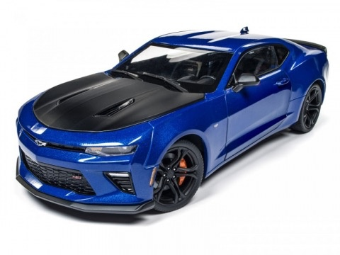 Diecast DIECAST 1:18 2017 Chevy Camaro SS 1LE