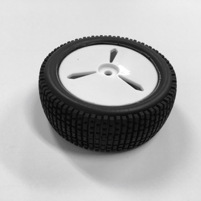 Wheels Louise World EP Buggy Front Tyre 1/10 suit Associated