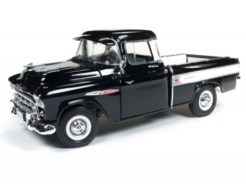 Diecast DIECAST 1:18 1957 Chevy Cameo Pick Up