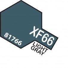 Paint Tamiya Color Mini Acrylic Paint XF-66 Light Grey.