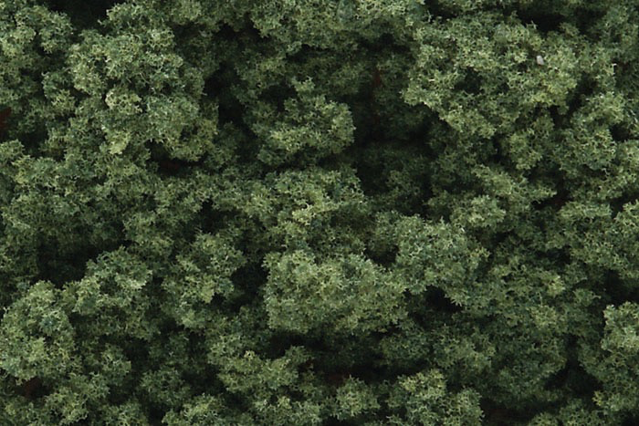 Toys WOODLAND SCENICS Clump-Foliage™ Medium Green Small Bag