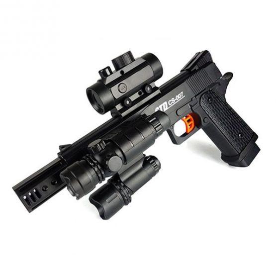 Blaster CEH STD 1911 Gel Blaster Pistol Hopper Fed