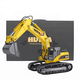 Cars Elect RTR SFMHN 1:14 Scale 2.4G 23CH Full Alloy RC Excavator