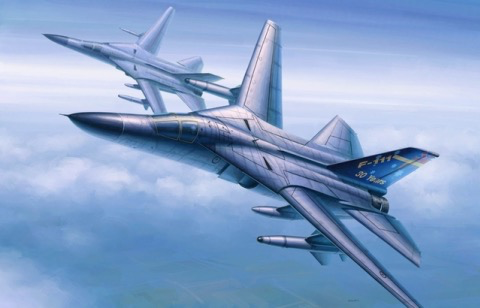 Plastic Kits HOBBYBOSS 1:48 Australian F-111C