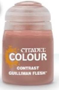Toys GW Citadel Contrast Paints:  Guilliman Flesh - 18ml.