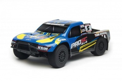 Cars Elect RTR Team Associated ProSC 4x4 Brushless Ready-To-Run Truck