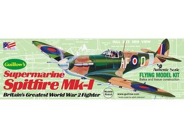 Toys Guillows Spitfire Balsa Plane Model Kit