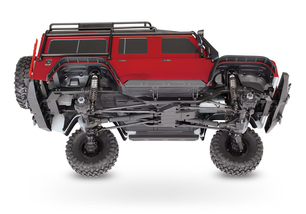 Cars Elect RTR TRAXXAS TRX-4 Scale & Trail Crawler Land Rover