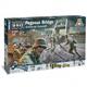 Plastic Kits ITALERI (d) Pegasus Bridge D-Day 75Th Anniversary Battle Set.1:72 Scale