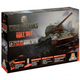 Plastic Kits ITALERI (d) World Of Tanks, Easy Build, T-34/85. 1:35 Scale