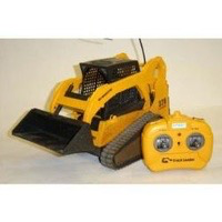 General HOBBY ENGINES Economy Version Track Loader With 2.4Ghz Radio, NIMH Battery