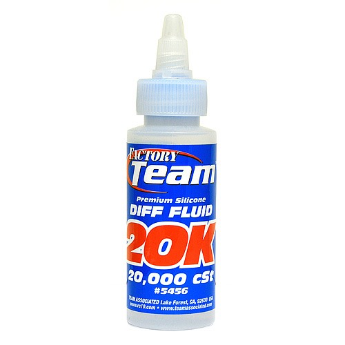 General Team Associated Silicone Diff Fluid 20,000cst