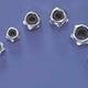 Metal Acc Dubro 3mm Nylon Insert Lock Nuts