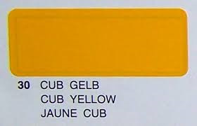 Covering PROFILM Cub Yellow 2M