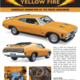 Diecast CLASSIC CARLECTABLES Diecast Ford XA Falcon RPO83 Coupe Yellow Fire