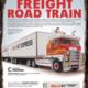Diecast HIGHWAY REPLICAS Diecast Freight Road Train