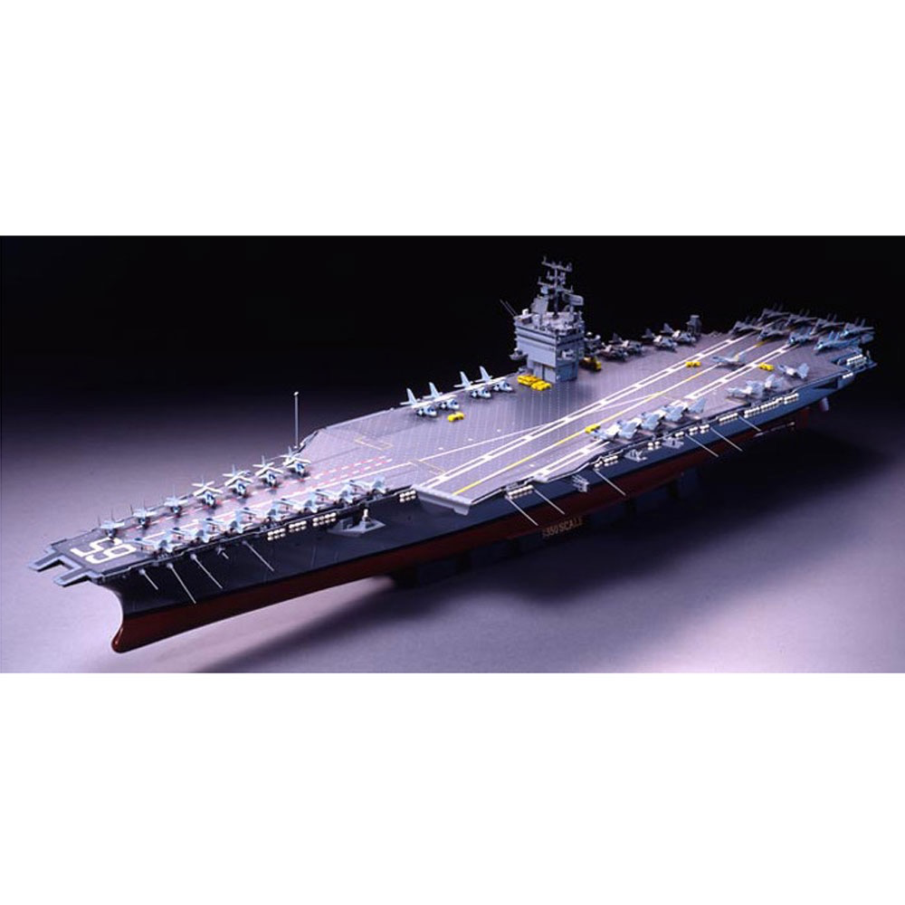 Plastic Kits Tamiya U.S. Aircraft Carrier CVN-65 Enterprise 1/350 Scale