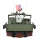 Boats Elect RTR Pro Boat Alpha Patrol Boat, 21inch, RTR