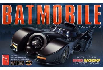 Plastic Kits AMT (e) 1/25 Scale 1989 Batmobile