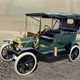 Plastic Kits ICM (d) 1:24 Scale Model T 1911 Touring, USA Passenger Car