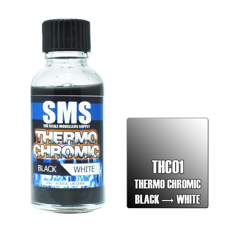 Paint SMS Thermo Chromic **LIMITED EDITION** Colour Set
