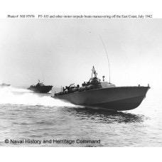 Plastic Kits REVELL (e) Patrol Torpedo Boat PT109 1:72 Scale