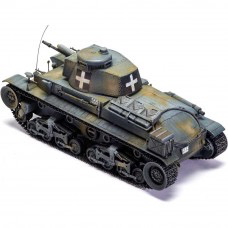 Plastic Kits AIRFIX (e) German Light Tank PZ.KPFW.35(T). 1/35 Scale.