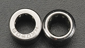 Parts Traxxas Bearing, needle roller (6x10x8mm) (2) Suit Revo 3.3