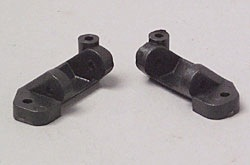 Parts Traxxas Castor Blocks for the Rustler, Stampede, Slash. (l&r) (30-degree)