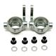 Parts SERPENT600 Alum Steering Block L+R
