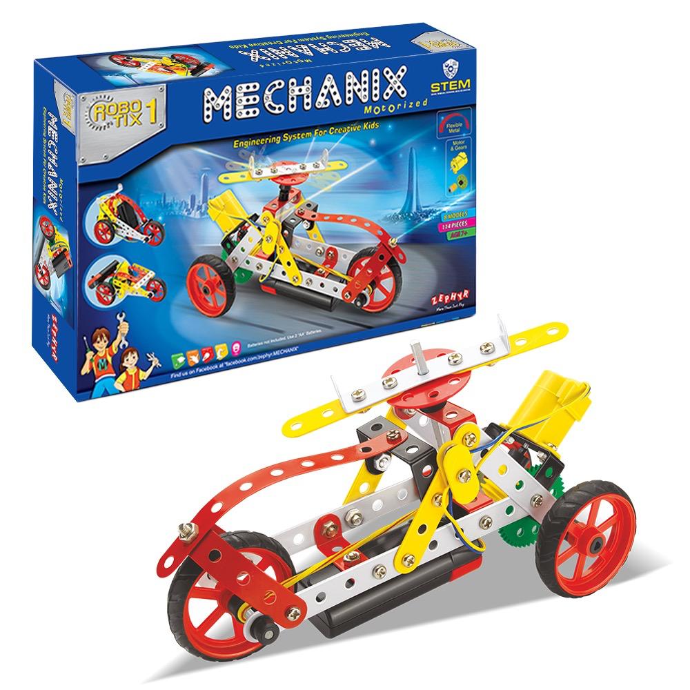 Toys MECHANIX-  Robotix - 1