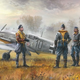 Plastic Kits ICM (e) 1:32 Scale -  Luftwaffe Pilots (1939-45) (3)