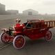 Plastic Kits ICM (e) 1:24 Scale -  Model T 1914 Firetruck, USA Car