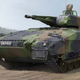 Plastic Kits HOBBYBOSS 1:35. Scale M35 SPZ Puma Tank