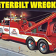Plastic Kits AMT (e) 1/25 Scale - Peterbilt 359 Wrecker